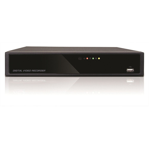 Ikegami SDR-104 4-Channel H.264 DVR (1 TB)
