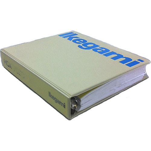 Ikegami Maintenance Manual for HDS-V10