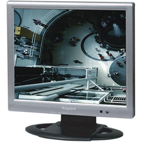 """Ikegami ULM-153 15"""" CCTV LCD Monitor"""
