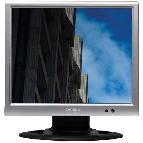 """Ikegami ULM-193 19"""" CCTV LCD Monitor"""