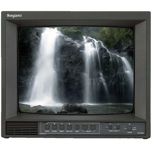 "Ikegami 14"" Color CRT Video Monitor"