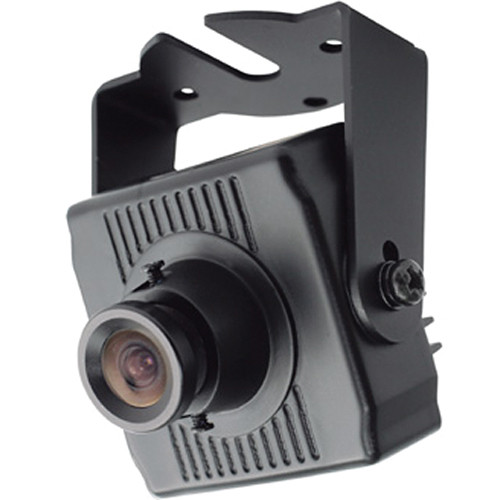 Ikegami ISD-A14 Hyper Wide Light Dynamic Mini Cube Color Camera (2.5mm Lens)