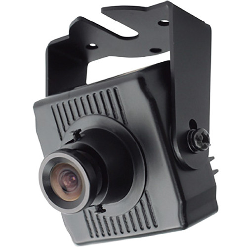 Ikegami ISD-A14 Hyper Wide Light Dynamic Mini Cube Color Camera (3.6mm Lens)