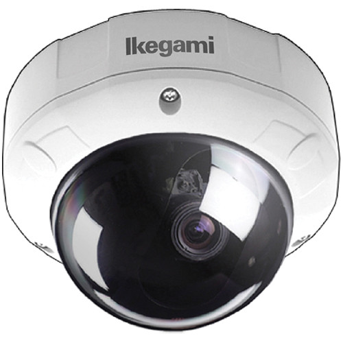 Ikegami ISD-A35 Type 31 Vandal-Resistant Hyper-Dynamic Dome Camera (White)