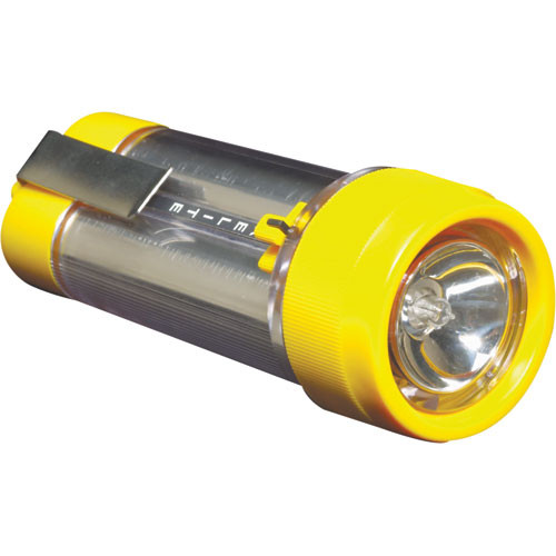 Ikelite Mini C Lite with out Batteries (Clear/Yellow Ring)