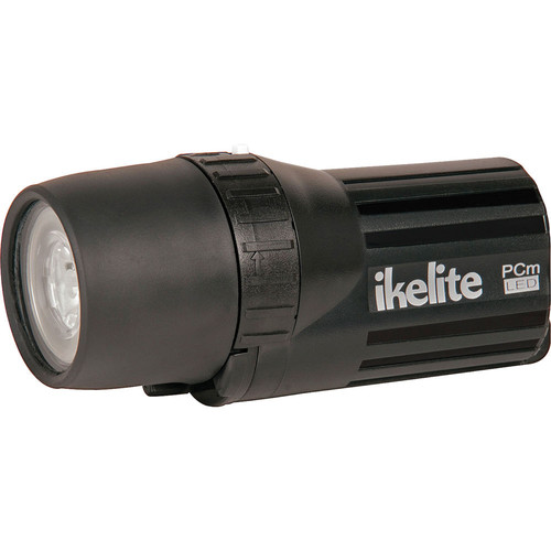Ikelite 1550.6 PCm Series Mighty Mini Halogen Dive Lite 6-Pack with Batteries
