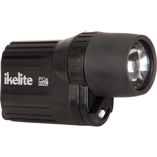 Ikelite 1570.00 PCa Series All Around Halogen Dive Lite w/o Batteries (Black)