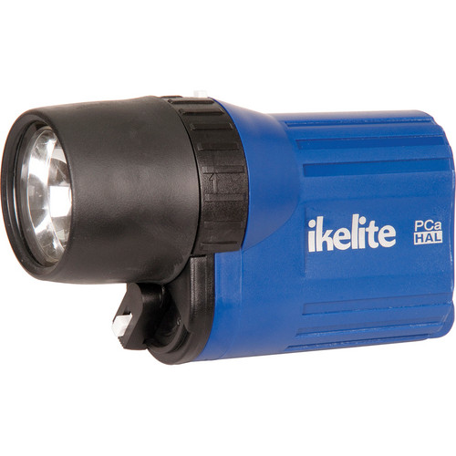 Ikelite 1575 PCa Series All Around Halogen Dive Lite w/ Batteries (Blue)