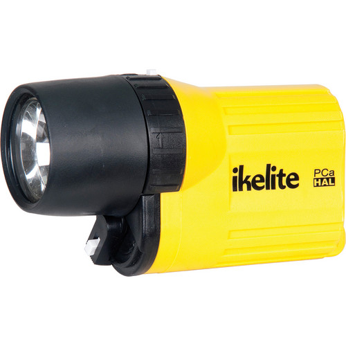Ikelite 1578.00 PCa Series All Around Halogen Dive Lite w/o Batteries (Yellow)