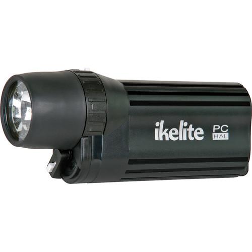 Ikelite 1580.00 PC Series Pocket Perfect Halogen Dive Lite w/o Batteries (Black)
