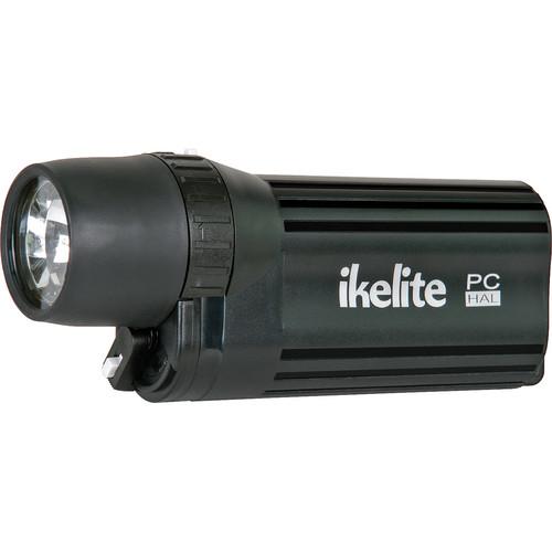 Ikelite 1580 PC Series Pocket Perfect Halogen Dive Lite w/ Batteries (Black)