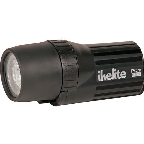Ikelite 1760 PCm Series Mighty Mini LED Dive Lite w/ Batteries (Black)