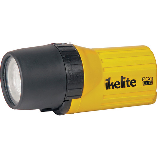 Ikelite 1768 PCm Series Mighty Mini LED Dive Lite w/ Batteries (Yellow)