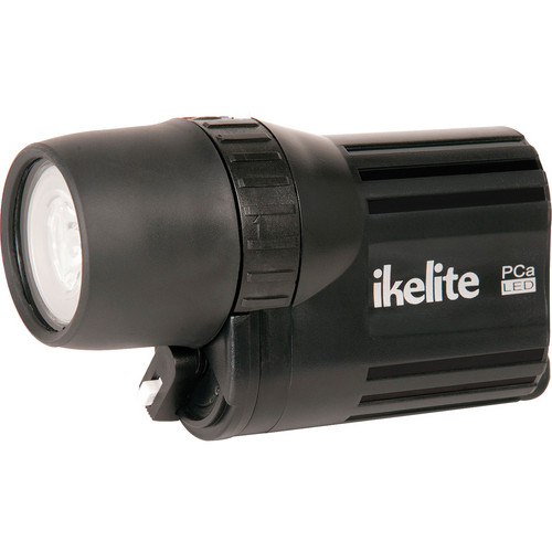 Ikelite 1770.00 PCa Series All Around LED Dive Lite w/o Batteries (Black)