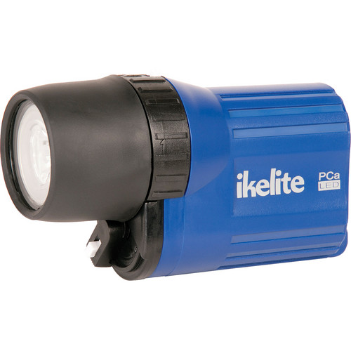 Ikelite 1775 PCa Series All Around LED Dive Lite with Batteries (Blue)