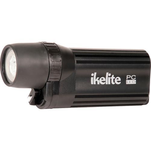 Ikelite 1780.00 PC Series Pocket Perfect LED Dive Lite w/o Batteries (Black)