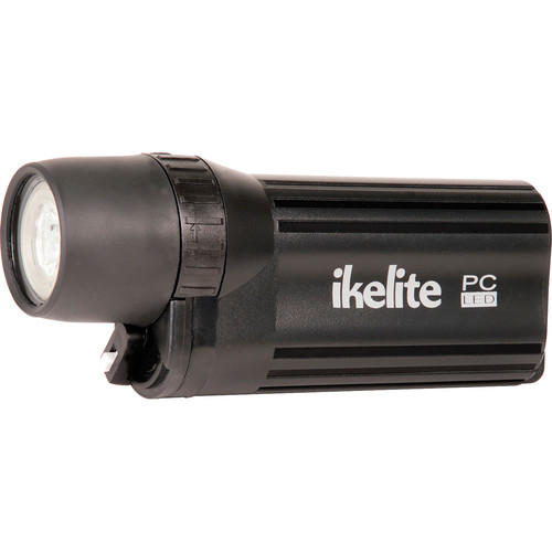 Ikelite 1780 PC Series Pocket Perfect LED Dive Lite w/ Batteries (Black)