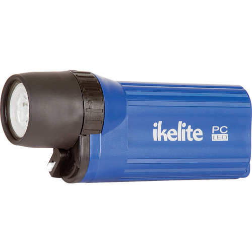 Ikelite 1785.00 PC Series Pocket Perfect LED Dive Lite w/o Batteries (Blue)