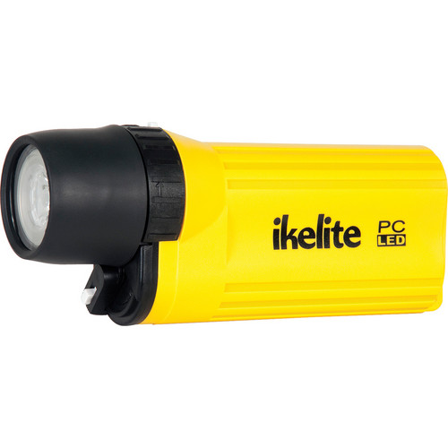 Ikelite 1788.00 PC Series Pocket Perfect LED Dive Lite w/o Batteries (Yellow)