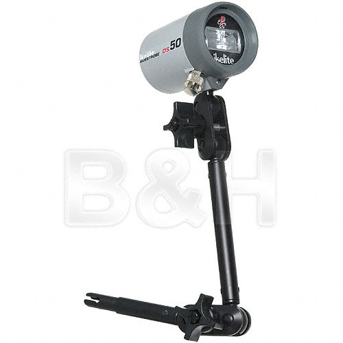 Ikelite 3944.51 Substrobe DS-51 w/ TTL Sync Cord and Ball Socket Arm
