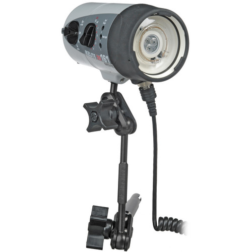Ikelite SubStrobe DS-161 Strobe/ Video Lite w/ Single Sync Cord & Ball-Joint Arm