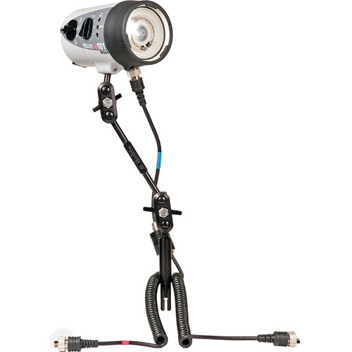 Ikelite SubStrobe DS-161 Strobe/ Video Lite w/ Dual Sync Cord & Ball-Joint Arm