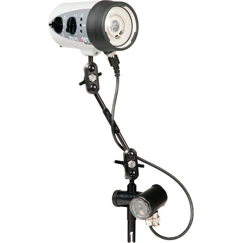Ikelite SubStrobe DS-161 Strobe/ Video Lite w/ Manual Controller & Ball-Joint Arm