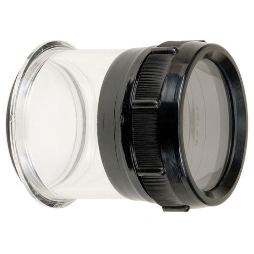 """Ikelite FL Flat Port for Lenses up to 5.1"""" in DSLR Housings"""