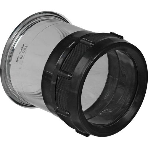 Ikelite 5505.46 Flat Port for Nikon 105mm Macro f/2.8G ED-IF AF-S VR Lens in SLR Housing