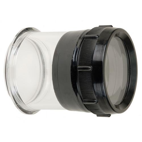 """Ikelite FL Flat Port for Lenses up to 5.5"""" in DSLR Housings"""