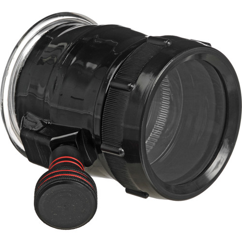 Ikelite Flat Port w/ Focus Control for Canon EF 100mm f/2.8L Macro IS USM