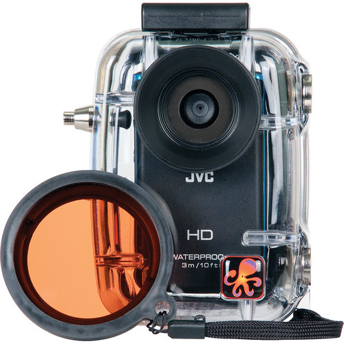 Ikelite Compact Video Underwater Housing for JVC Picsio GC-WP10A
