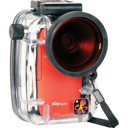 Ikelite 5660.05 Underwater Housing for Kodak Zx5 Playsport Video Camera