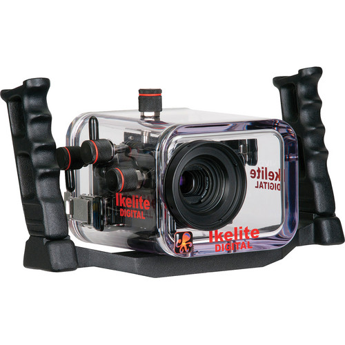 Ikelite Underwater Video Housing for JVC GZ-HM30/50/300/400/600 Series