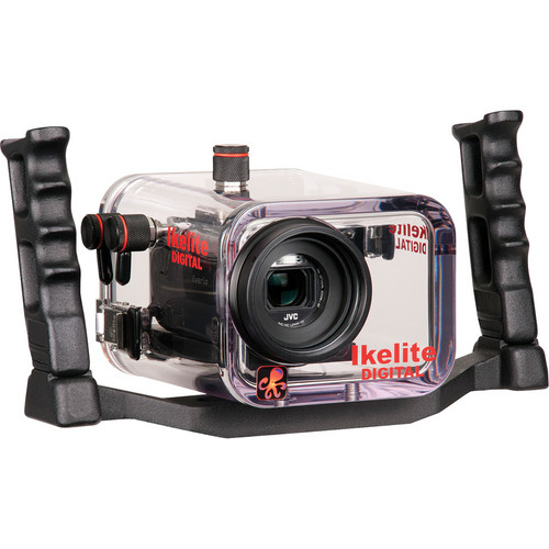 Ikelite 6016.21 Underwater Housing for JVC GZ-GX1 Camcorder