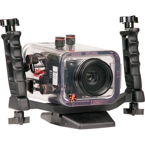 Ikelite 6038.53 Underwater Video Housing For Sony HDR-CX550 / HXR-MC50