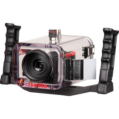 Ikelite 6038.55 Underwater Housing for Sony HDR-CX580V / HDR-PJ580V/VE Camcorder