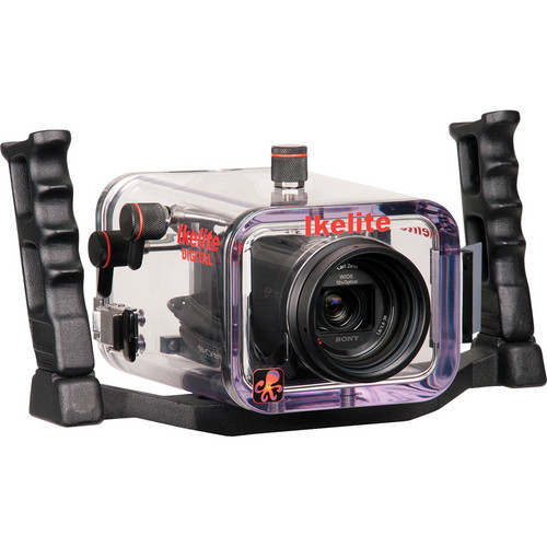 Ikelite 6038.56 Underwater Housing for Sony HDR-CX760V / PJ710V / PJ760V Camcorder