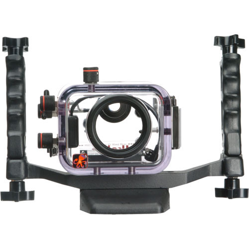 Ikelite 6038.94 Mechanical UW Video Housing for Sony HDR-SR11/ HDR-SR12