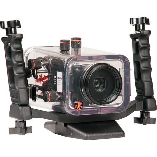 Ikelite 6039.22 Underwater Video Housing for Sony DCR-XR550