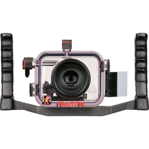 Ikelite 6039.24 Underwater Housing for Sony HDR-XR260 Camcorder