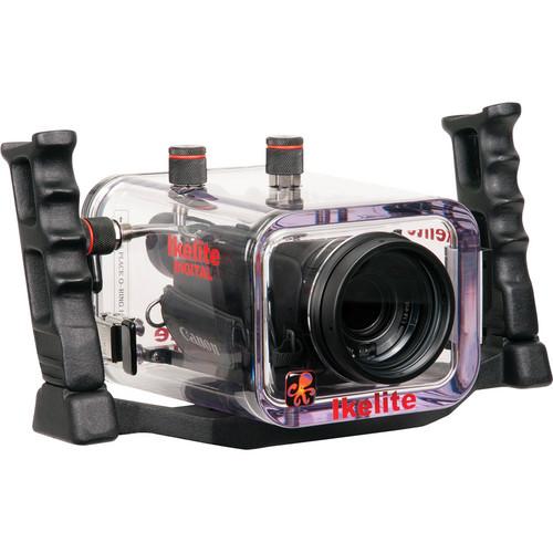 Ikelite 6085 Underwater Housing with Canon VIXIA HF G10 Flash Memory Camcorder Kit