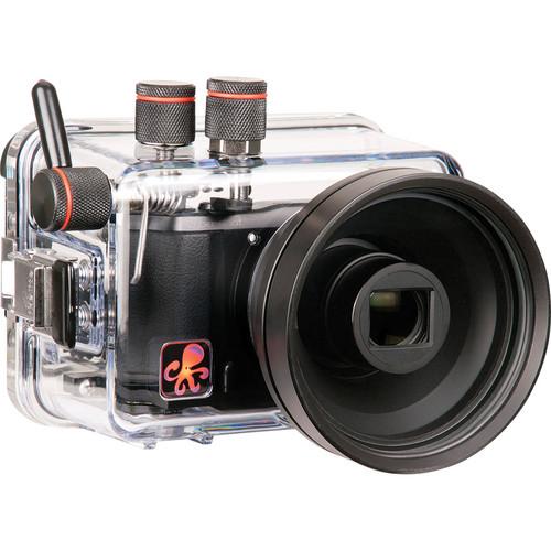 Ikelite 6115.20 Underwater Housing for Sony Cybershot HX20V/B / HX30V/B Digital Camera