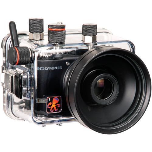 Ikelite Compact Underwater Housing for Olympus XZ-1