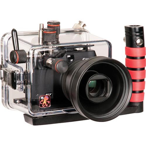 Ikelite 6146.01 Underwater Housing For Canon PowerShot G1 X