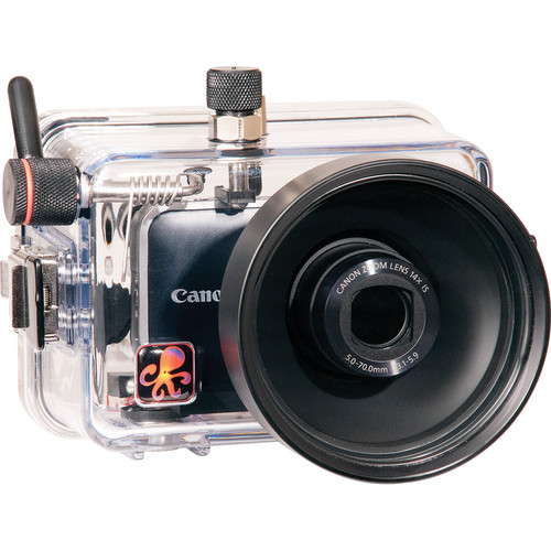 Ikelite 6148.21 Compact Housing for Canon PowerShot SX210 IS