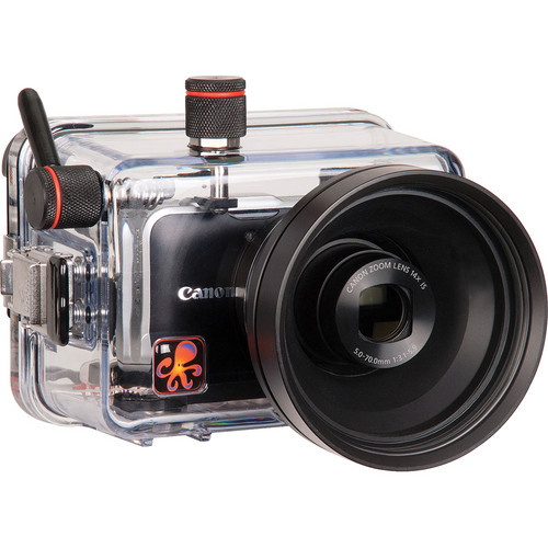 Ikelite 6148.23 Underwater Housing for Canon Powershot SX220 HS / SX230 HS