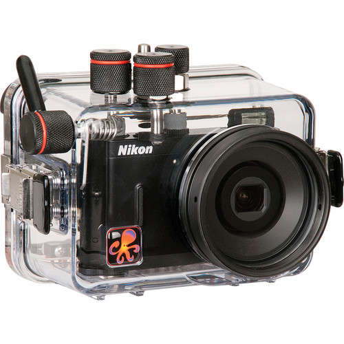 Ikelite 6183.30 Underwater Housing for Nikon Coolpix P300 / P310
