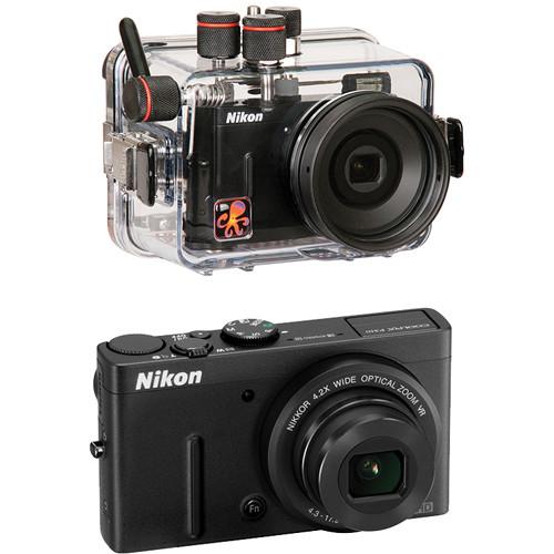 Ikelite 6183.30 Underwater Housing with Nikon Coolpix P310 Digital Camera Kit