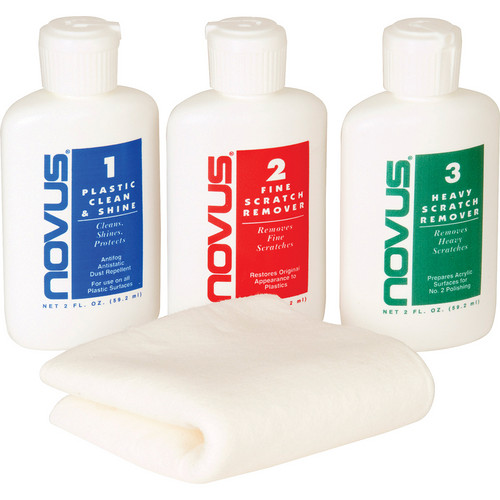Ikelite Novus Polish for Acrylic Domes (2 oz. Bottles)